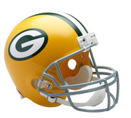 Green Bay Packers Throwback 1961-79 Riddell Full Size Replica Helmet