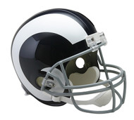 Los Angeles Rams Throwback 1965-72 Riddell Full Size Replica Helmet