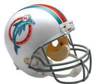 Miami Dolphins Throwback 1973-79 Riddell Full Size Replica Helmet