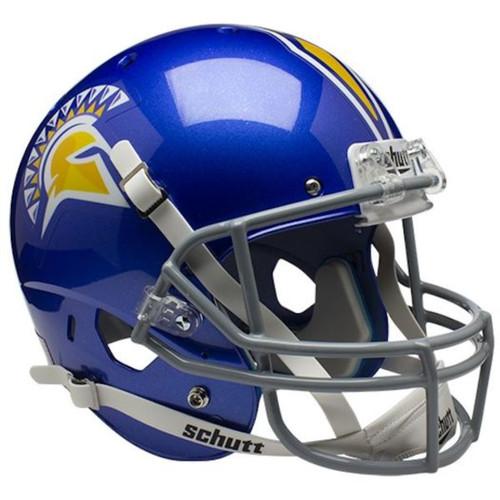 San Jose State Spartans Schutt Full Size Replica XP Football Helmet