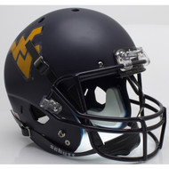 West Virginia Mountaineers Schutt Full Size Replica XP Football Helmet