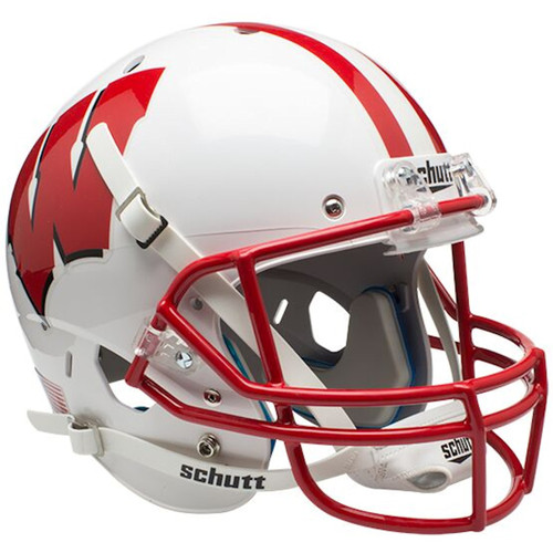 Wisconsin Badgers Schutt Full Size Replica XP Football Helmet
