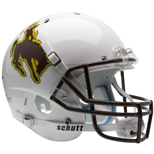 Wyoming Cowboys Schutt Full Size Replica XP Football Helmet