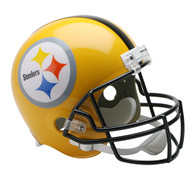 Pittsburgh Steelers Throwback 1962 Special 75th Anniversay Riddell Replica Helmet
