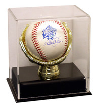 DELUXE GOLD GLOVE BASEBALL DISPLAY
