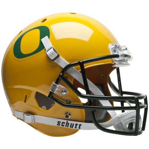 Oregon Ducks Schutt Full Size Replica XP Football Helmet - Yellow