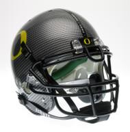 Oregon Ducks Schutt SPECIAL CARBON FIBER Full Size Authentic Helmet