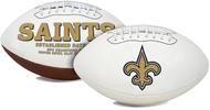 Signature Series NFL New Orleans Saints Autograph Full Size Football