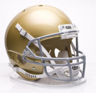 Notre Dame Fighting Irish Schutt Full Size Replica Helmet