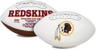 Signature Series NFL Washington Redskins Autograph Full Size Football