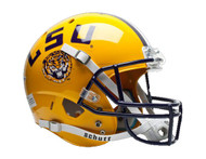 LSU Tigers Schutt XP Full Size Replica XP Football Helmet