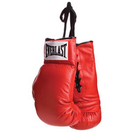 Everlast Autograph Vinyl Boxing Gloves - Lace