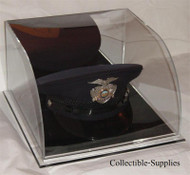 DELUXE MILITARY / POLICE TOP HAT DISPLAY