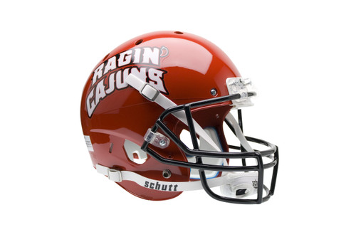 Louisiana-Lafayette Ragin Cajuns Schutt Full Size Replica XP Football Helmet