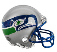 Seattle Seahawks 1983-2002 Riddell Mini Helmet
