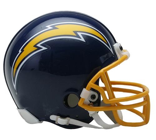 Riddell San Diego Chargers Mini Throwback Helmet