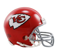Kansas City Chiefs 1963-73 Riddell Mini Helmet