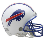 Buffalo Bills 1976-83 Riddell Mini Helmet