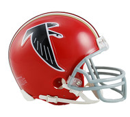 Atlanta Falcons 1966-69 Riddell Mini Helmet