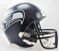 Seattle Seahawks Riddell Full Size Replica Helmet