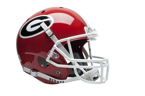 Georgia Bulldogs Schutt Full Size Replica XP Football Helmet