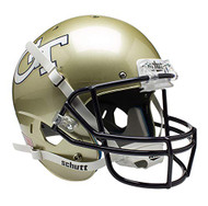 Georgia Tech Yellowjackets Schutt Full Size Replica Helmet