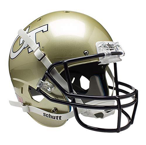 Georgia Tech Yellowjackets Schutt Full Size Replica XP Football Helmet