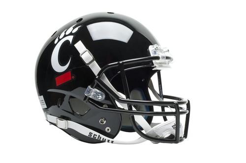 Cincinnati Bearcats Schutt Full Size Replica XP Football Helmet
