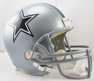 Dallas Cowboys Riddell Full Size Replica Helmet