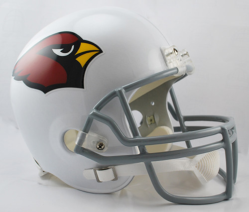 fe551aae Arizona Cardinals Riddell Full Size Replica Helmet