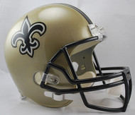 New Orleans Saints Riddell Full Size Replica Helmet