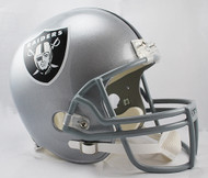 Oakland Raiders Riddell Full Size Replica Helmet