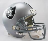 Las Vegas Raiders Riddell Full Size Replica Helmet