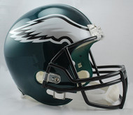 Philadelphia Eagles Riddell Full Size Replica Helmet