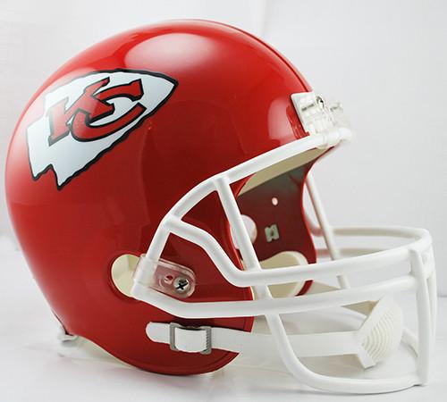 Kansas City Chiefs 1963-73 Throwback Pro Line Helmet