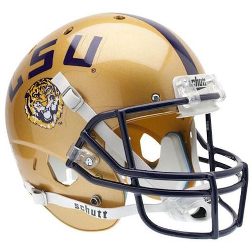 LSU Tigers Schutt Full Size Replica XP Football Helmet