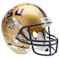 LSU Tigers Schutt Full Size Replica XP Football Helmet