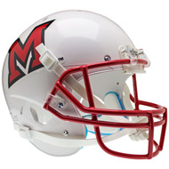 Miami-Ohio Redhawks Schutt Full Size Replica XP Football Helmet
