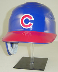 Chicago Cubs Blue/Red Road Rawlings Coolflo REC Full Size Baseball Batting Helmet