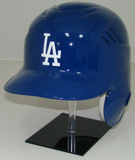 Los Angeles Dodgers Rawlings Coolflo LEC Full Size Baseball Batting Helmet
