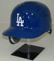 Los Angeles Dodgers Rawlings Coolflo REC Full Size Baseball Batting Helmet