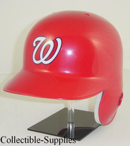 Washigton Nationals Red Home Rawlings Classic LEC Full Size Baseball Batting Helmet