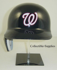 Washington Nationals Navy Road Rawlings Classic REC Full Size Baseball Batting Helmet