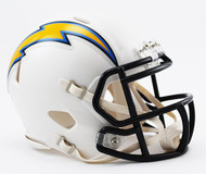 Los Angeles  Chargers 2007-2018 Throwback Revolution SPEED Mini Helmet