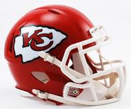 Kansas City Chiefs Revolution SPEED Mini Helmet