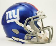 New York Giants Revolution SPEED Mini Helmet