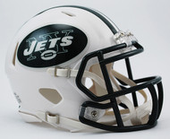 New York Jets 1998-2018 Revolution SPEED Mini Football Helmet