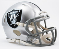 Las Vegas Raiders Revolution SPEED Mini Helmet