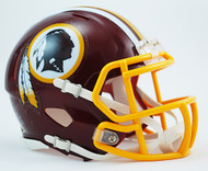 Washington Redskins Revolution SPEED Mini Helmet