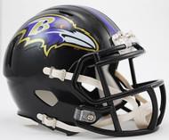 Baltimore Ravens Revolution SPEED Mini Helmet